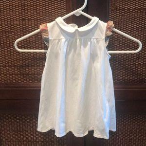 Burberry collard dress